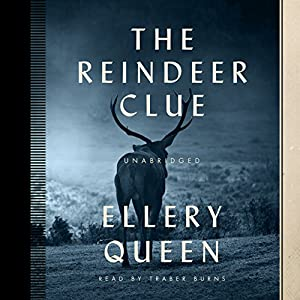 The Reindeer Clue Audiobook