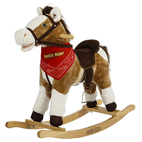 Rockin' Rider Henley Rocking Horse Toy All His Horses Rocking Horse