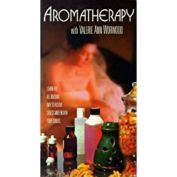 Aromatherapy - Learn the All Natural Way to Relieve Stress and to Enliven Your Senses [VHS]