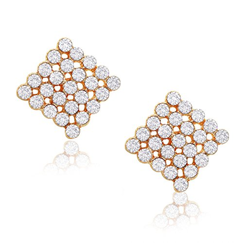 diamond stud stone image earrings jewellery multi