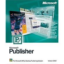 Microsoft Publisher 2002 [Old Version]