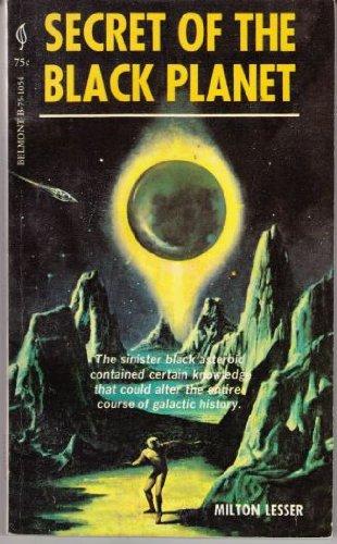 Secret of the Black Planet (Belmont SF, B75-1054)