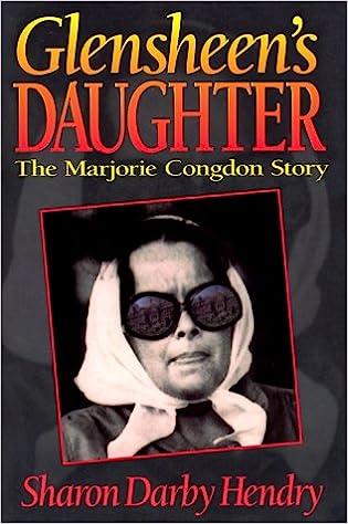 Glensheen's Daughter, The Marjorie Congdon Story Paperback – November 23, 1998