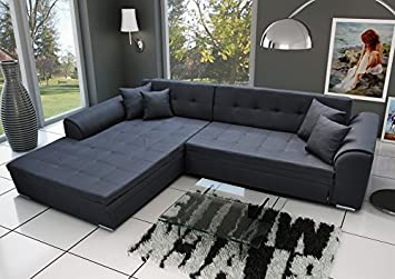 Attrayant Corner Sofa Sorrento Corner Couch Sofa Couch With Bed Function