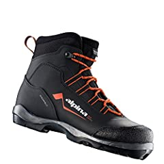 Alpina's Snowfield backcountry NNN-BC touring boot offers the perfect balance between burliness and comfort for long days in isolated territory. With durable synthetic leather uppers and Thinsulate brand insulation the Snowfield was made for ...