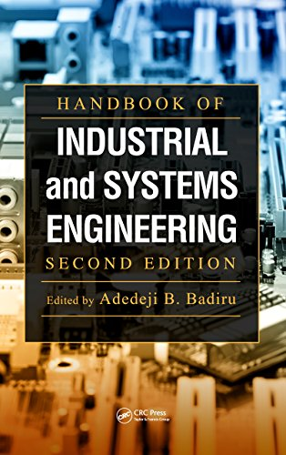 - Handbook of Industrial and Systems Engineering (Systems Innovation Book Series)