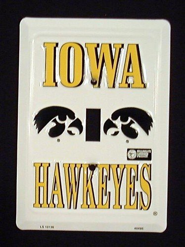 - Iowa Light Switch Cover
