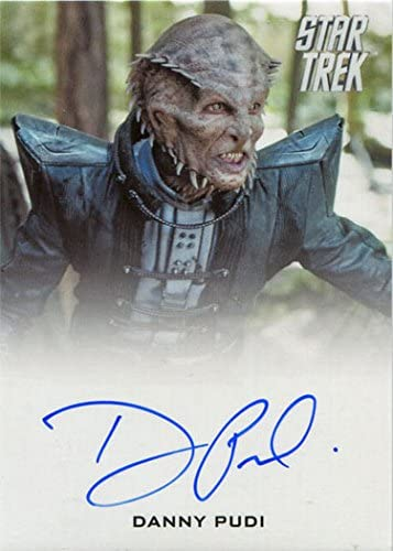 STAR TREK ORIGINAL SERIES AUTOGRAPH CARDS ....CHOOSE WHICH YOU WANT
