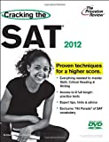 img - for Cracking the SAT with DVD, 2012 Edition (College Test Preparation) by Princeton Review (2011-06-07) book / textbook / text book