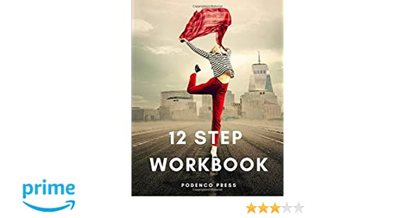 12 Step Workbook Step Workbook With Writing Prompts And