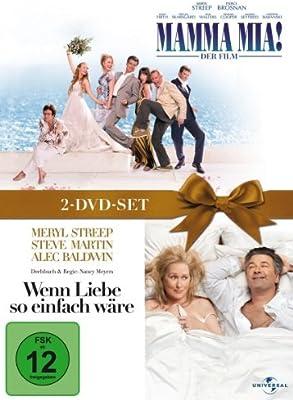 Mamma Mia! - Der Film / Wenn Liebe so einfach wäre Alemania DVD ...