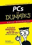 PCs for Dummies®, Dan Gookin, 0764589601