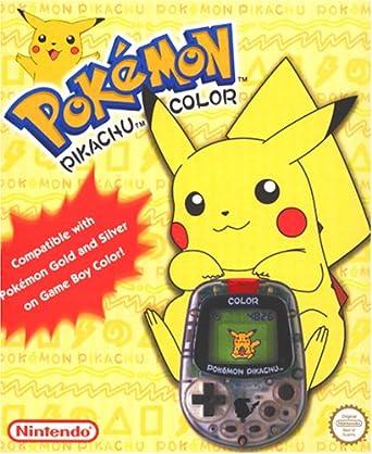 Pokemon Pikachu Ped O Meter Color Amazones Videojuegos