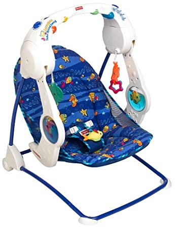 Fisher-Price Aquarium Take-Along Swing (Discontinued by Manufacturer)