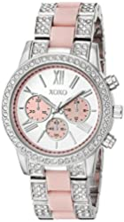XOXO Women's Quartz Metal and Alloy Automatic Watch, Color:Silver-Toned (Model: XO5919)