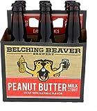 Belching Beaver, Stout Milk Peanut Butter, 6pk, 12