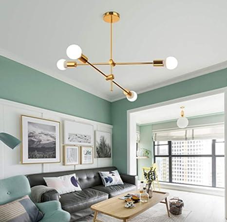 Amazon.com: Mkxiaowei - Lámpara de techo semiempotrable con ...