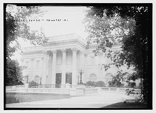 1910 Photo Marble House, Newport, - Shops Ri Newport Gift