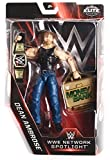 dean ambrose - WWE Elite Collection, WWE Network Spotlight 6 Dean Ambrose figure with Championship & Money in the Bank Briefcase