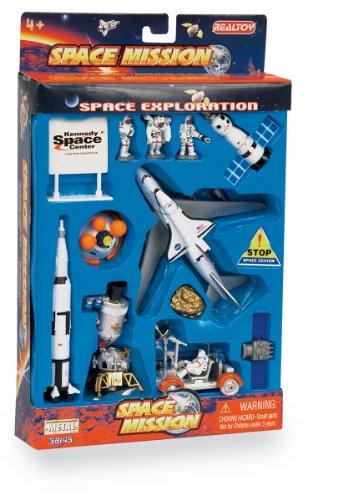 Daron Space Mission 16 Piece set w/ Kennedy Space Center ...