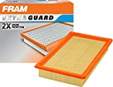 FRAM Extra Guard Air Filter, CA10242 for Select Ford, Lincoln, Mazda and Mercury Vehicles