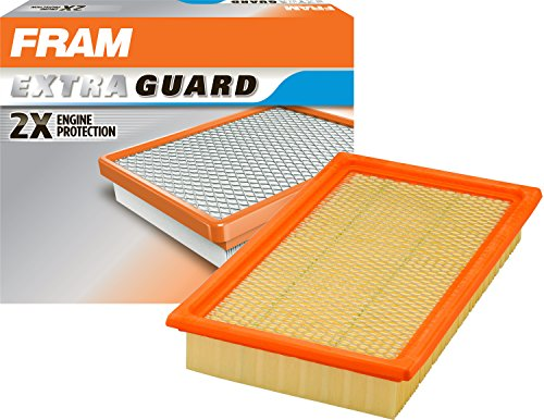 FRAM CA10242 Extra Guard Panel Air Filter - Panel Replacement Filter