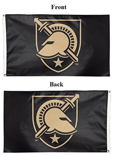 (West Point Black Knights 3x5 Flag Large Banner Black Licensed Logo United States Military Academy)