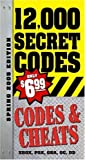 Codes and Cheats Spring 2005 Edition, Prima Games Staff, 0761551298