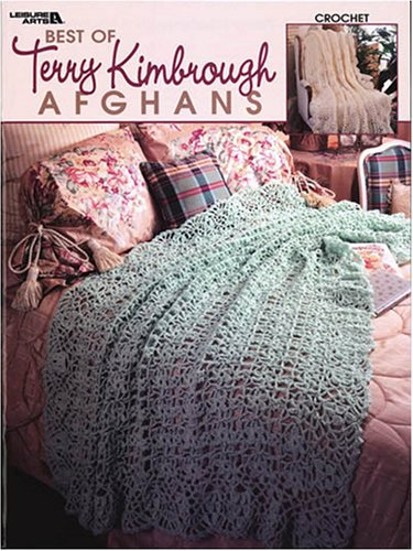 Best of Terry Kimbrough Afghans Crochet Leisure Arts #3209