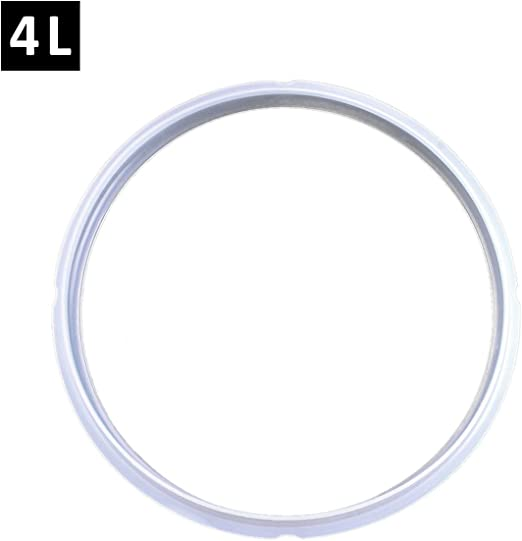 5 Pcs Universal Replacement Floater Sealer and 5L 6L Sealing Rings Set Parts for Electric Pressure Cookers