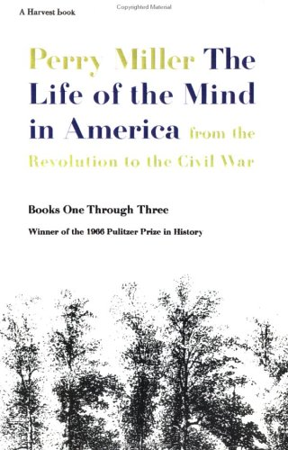 Image of The Life of the Mind in America