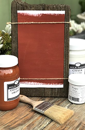 (Sinopia All Natural Artisanal Milk Paint Terra Cotta (32oz.))