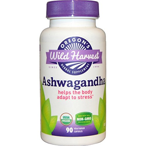 Oregons Wild Harvest Ashwagandha Supplement