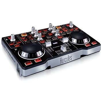 virtual dj control