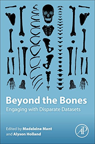 Book cover from Beyond the Bones: Engaging with Disparate Datasets by Douglas K. Jackson