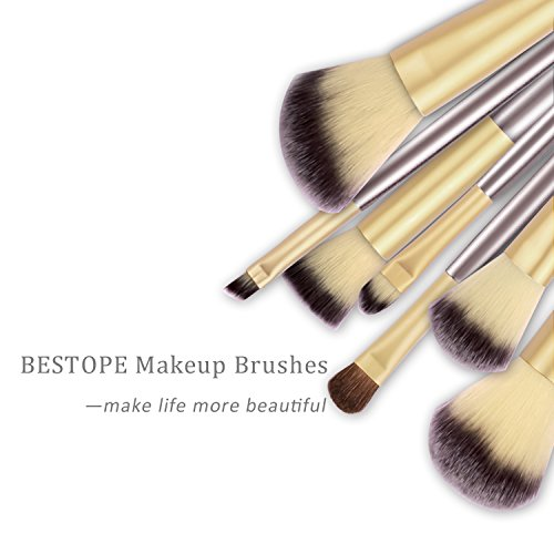 mac brush set product bestope 24pcs professional makeup brushes synthetic kakubi