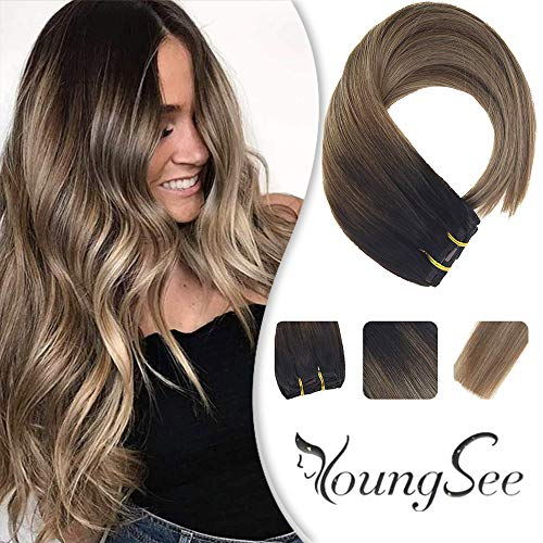 Youngsee Straight Extensions Medium Golden product image