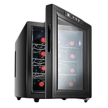 HUATINGRHHO Silencioso Refrigerador para Bebidas Nevera para vinos ...