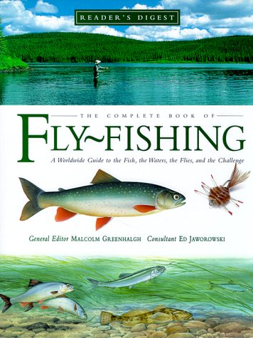Malcolm greenhalgh author profile news books and for Best fly fishing books
