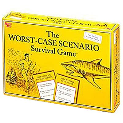 University Games Worst Case Scenario Game: Toys & Games