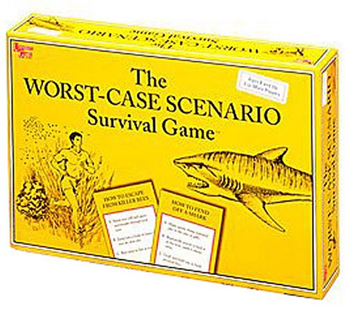 University Games Worst Case Scenario Game