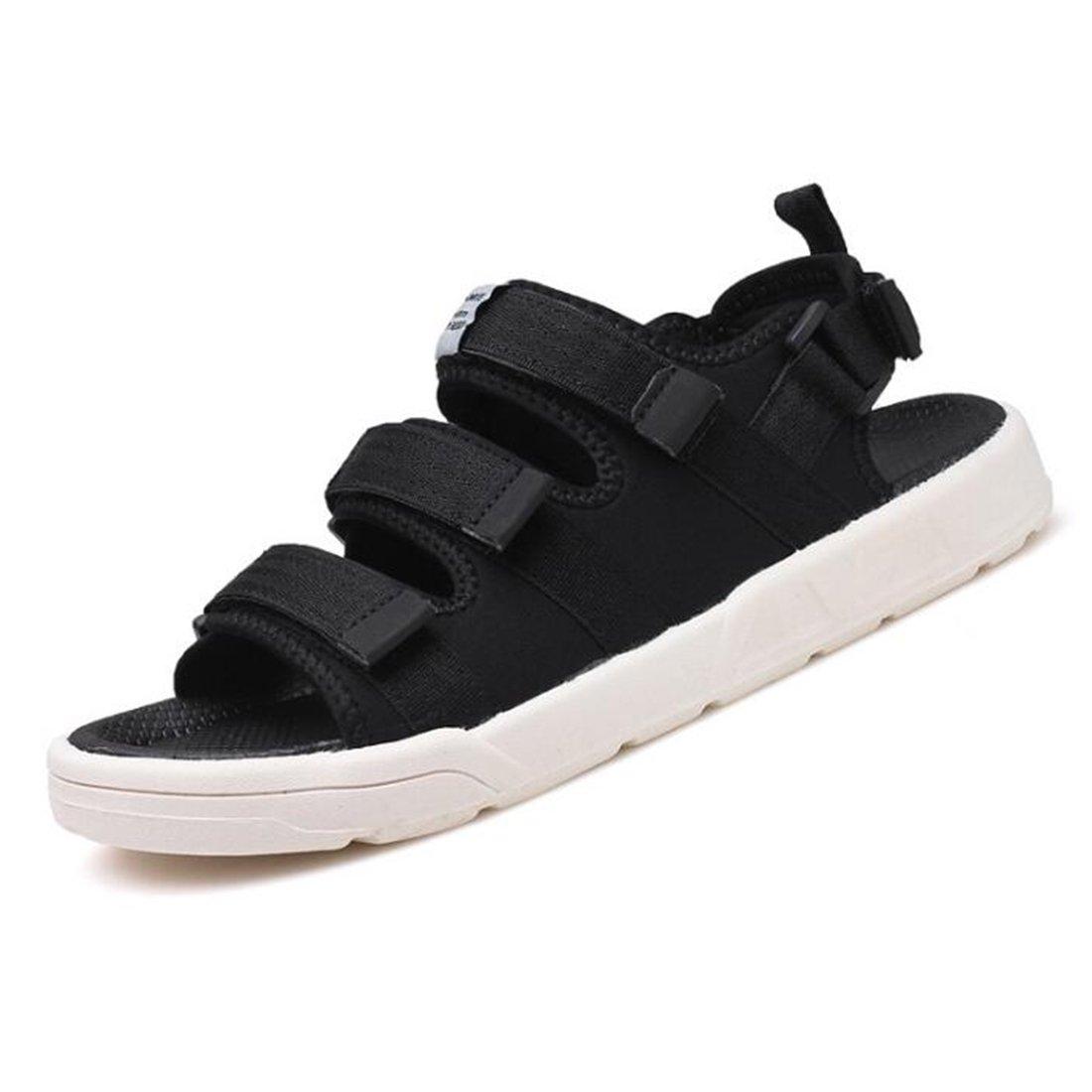 Herren Sommer Sandalen Mode Trends Sandalen Outdoor Komfort Strandschuhe Black