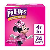 Pull-Ups Learning Designs Training Pants for Girls, 4T-5T (Packaging May Vary)