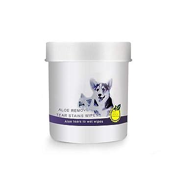 Alian Toallitas de Cuidado para Mascotas, Toallitas Húmedas Inodoro para Limpiar y Desodorizar Toallitas Frescas