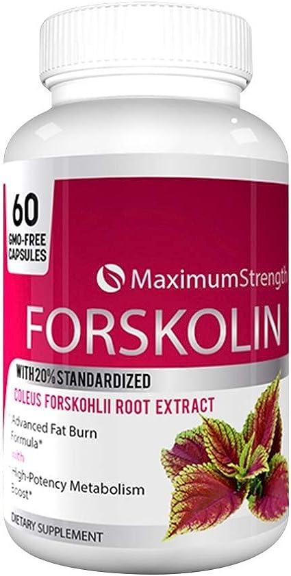 ¿qué hace el extracto de forskolina