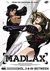 Madlax: V.3 In-Between (ep.9-12)