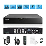 Product review for Westshine 8CH 1080P AHD/TVI/CVI/Analog/IP Hybrid DVR, HD 1920x1080P CCTV Digital Video Recorder, Support Onvif, Motion Detection, Email Alert, Remote Access, P2P Cloud Network (NO HDD)