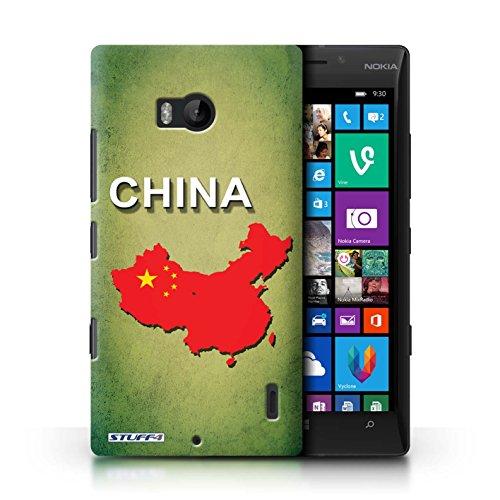 Kobalt® Imprimé Etui / Coque pour Nokia Lumia 930 / Chine/Chinois conception / Série Drapeau Pays