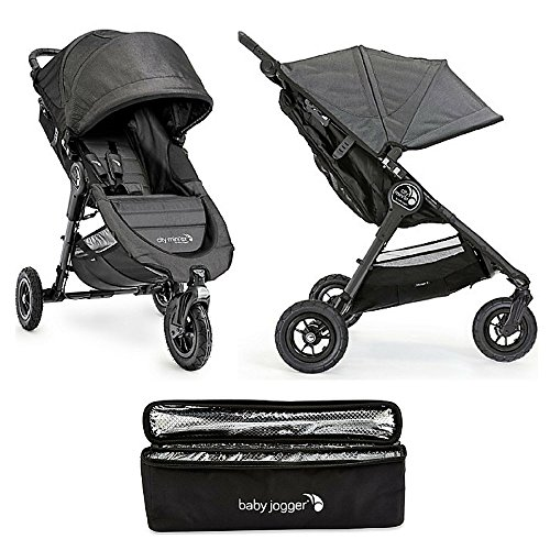 Baby Jogger City Mini GT Single Stroller in Charcoal, Baby Jogger Cooler Bag, Baby Stroller, Stroller, Stroller Cooler Bag, Stroller Accessories, Baby Products
