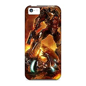Durable Defender Case For Iphone 5c Tpu Cover(section 8)